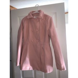 Pink Xhilaration Women's Coat